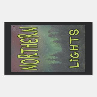 Nothern Lights - SOS Sticker 4pk