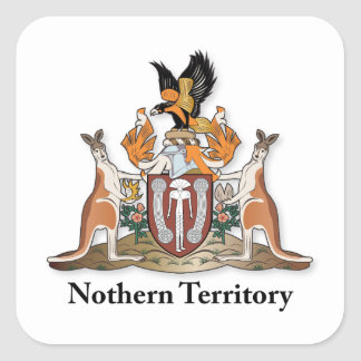 Nothern Territory coat of arms Stickers