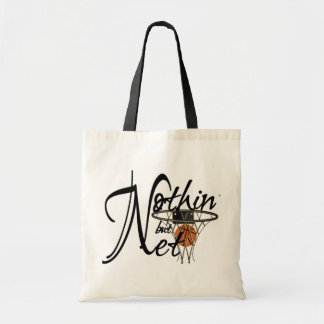 Nothin' But Net Canvas Bags