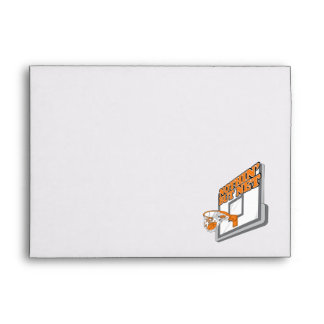 nothin but net basketball design envelope