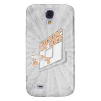 nothin but net basketball design samsung galaxy s4 cover