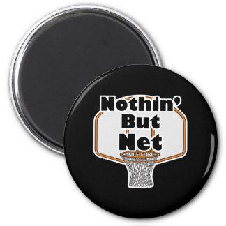 nothin but net basketball hoop refrigerator magnets