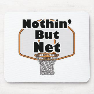 nothin but net basketball hoop mouse mat