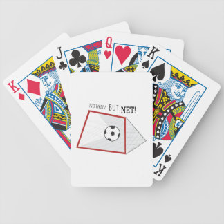Nothin But Net Bicycle Playing Cards