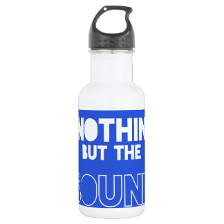 NOTHIN BUT THE SOUND 18OZ WATER BOTTLE