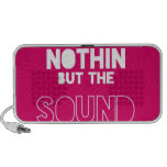 NOTHIN BUT THE SOUND iPod SPEAKER