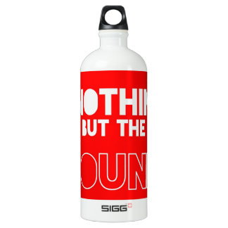 NOTHIN BUT THE SOUND SIGG TRAVELER 1.0L WATER BOTTLE