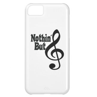 Nothin' But Treble iPhone 5C Cover