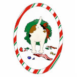 Nothin' Butt A Jack Christmas Ornament Photo Cut Out