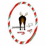 Nothin' Butt A Min Pin Christmas Ornament