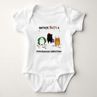 Nothin' Butt A Pomeranian Christmas T-shirt