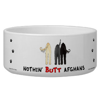 Nothin' Butt Afghans Bowl