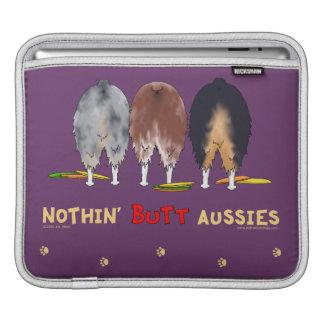 Nothin' Butt Aussies iPad Sleeve