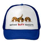 Nothin' Butt Bassets Hats
