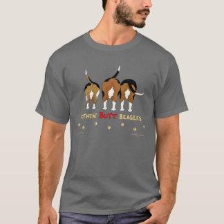 Nothin' Butt Beagles T-Shirt