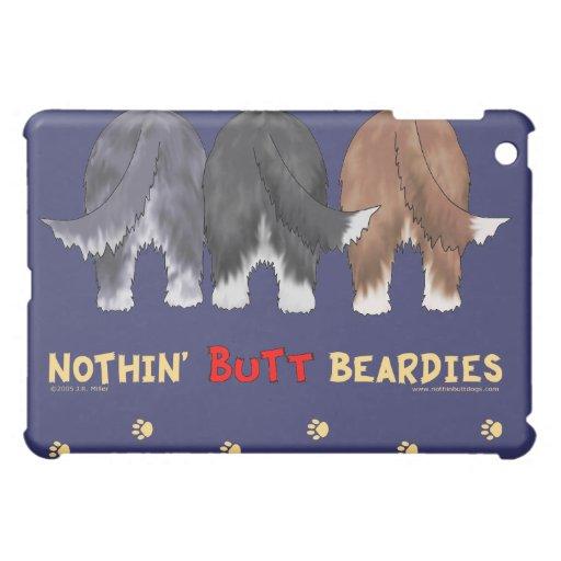 Nothin' Butt Beardies iPad Mini Cases