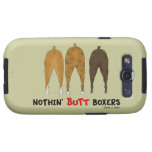 Nothin' Butt Boxers Galaxy S3 Cover