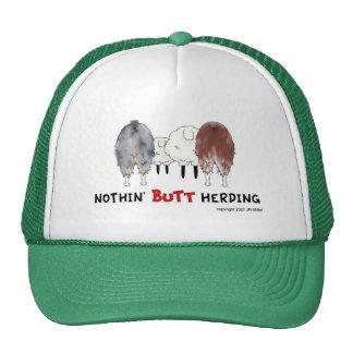 Nothin' Butt Herding Hat - Aussies