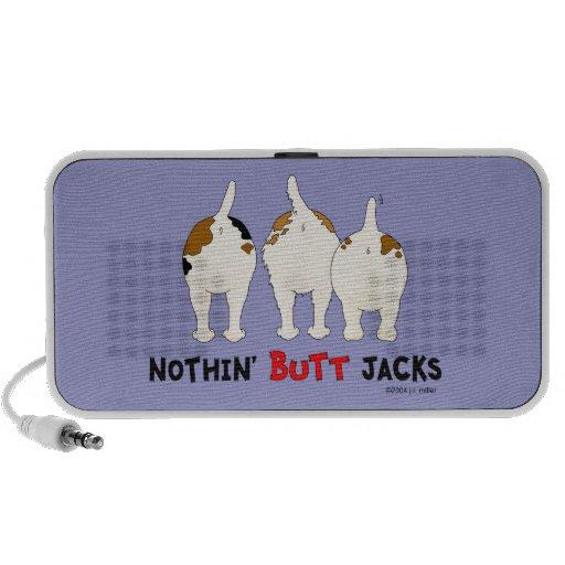 Nothin' Butt Jacks Portable Speaker