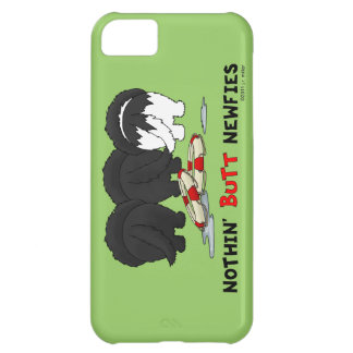 Nothin' Butt Newfies iPhone 5C Case
