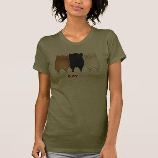 Nothin' Butt Pomeranians Dark Shirt