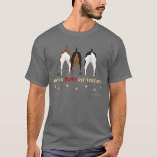 Nothin' Butt Rat Terrier Dark Shirt
