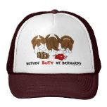 Nothin' Butt Saint Bernards Trucker Hat