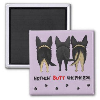 Nothin' Butt Shepherds Magnet