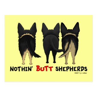 Nothin Butt Shepherds Post Cards
