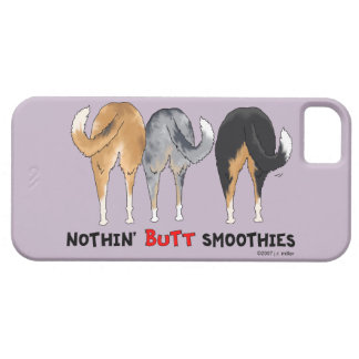 Nothin' Butt Smoothies iPhone SE/5/5s Case