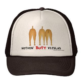 Nothin' Butt Vizslas Trucker Hat