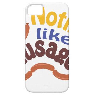 Nothin Like Sausage iPhone SE/5/5s Case
