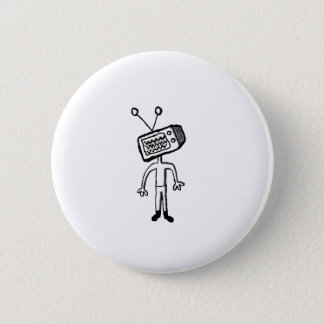 Nothin' On Pinback Button
