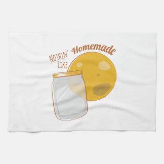 Nothin tiene gusto hecho en casa toalla