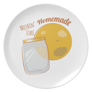 Nothin tiene gusto hecho en casa platos de comidas
