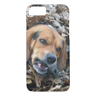 Nothing Beats a Good Chew Beagle iPhone 8/7 Case