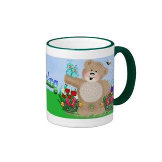 Nothing Bugs Me When I Garden Bear Mugs