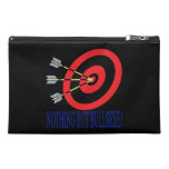 Nothing But Bullseye Travel Accessories Bag