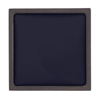Nothing But Color - Everything Black - Blue Black Premium Gift Box