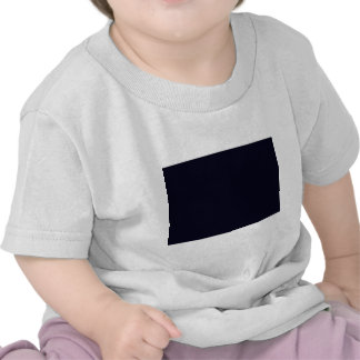 Nothing But Color - Everything Black - Blue Black T-shirt