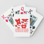 Nothing But Kisses Bicycle Card Deck