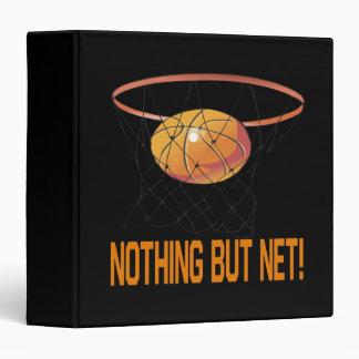 Nothing But Net Binder