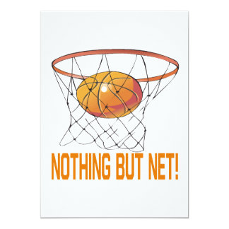 Nothing But Net Card