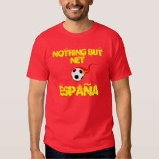 Nothing But Net Customizable Soccer Tee