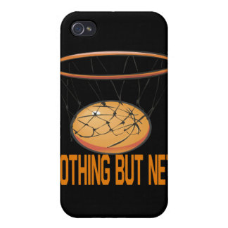 Nothing But Net iPhone 4/4S Case