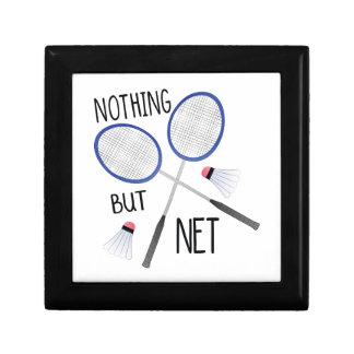 Nothing But Net Jewelry Box