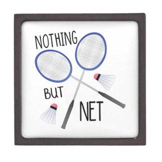 Nothing But Net Keepsake Box