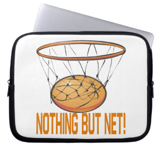 Nothing But Net Laptop Sleeves