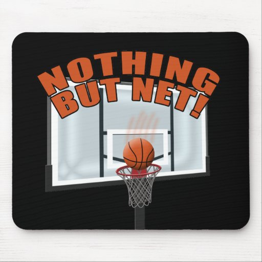 Nothing but Net Mouse Pad