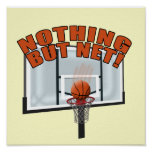 Nothing but Net Print